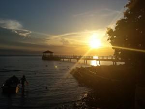 Tioman ABC Sunset