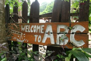 Tioman Welcome to ABC
