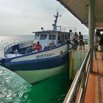 Malaysia Tioman Ferry