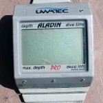 Uwatec Aladin computeur